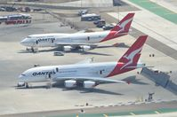 Los Angeles International Airport (LAX) - Qantas - by David Pauritsch