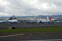Honolulu International Airport, Honolulu, Hawaii United States (PHNL) photo