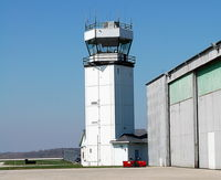 Purdue University Airport (LAF) - LAF Tower - by Mike Baer