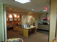 Lihu'e Airport, Lihue, Hawaii United States (PHLI) - The small HA lounge at LIH - by Micha Lueck