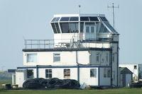 Blackpool International Airport, Blackpool, England United Kingdom (EGNH) - Blackpool Tower - by Chris Hall