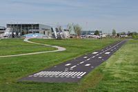 Vancouver International Airport, Vancouver, British Columbia Canada (YVR) - Parc Larry Berg Flight Path Park - by metricbolt