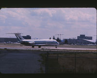 Minneapolis-st Paul Intl/wold-chamberlain Airport (MSP) - A Republic DC-9 rotating on runway 22. - by GatewayN727