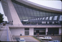 Washington Dulles International Airport (IAD) - Main terminal, July, 1980. - by GatewayN727