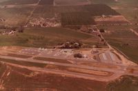 Oakdale Airport (O27) - Oakdale airport around 1995. View is northwest. - by S B J