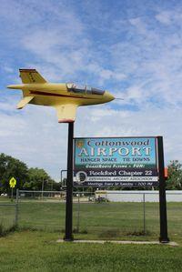 Cottonwood Airport (1C8) - Cottonwood Airport - by Mark Pasqualino