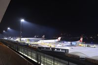 Innsbruck Airport, Innsbruck Austria (LOWI) - Austrian/Tyrolean evening - by Maximilian Gruber