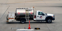 Chicago O'hare International Airport (ORD) - Fuel truck O'Hare - by Ronald Barker