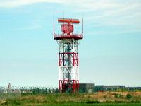 Ostend-Bruges International Airport, Ostend Belgium (EBOS) - Radartower - by Joeri