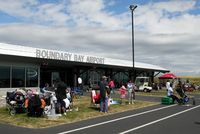 Boundry Bay Airport, Boundry Bay Canada (CZBB) - Boundary Bay Airport(YDT) rampside for the Boundary Bay Airshow 2014 - by metricbolt