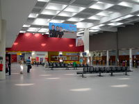 Ostend-Bruges International Airport, Ostend Belgium (EBOS) - Passengers terminal - by Joeri