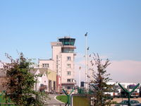 Ostend-Bruges International Airport, Ostend Belgium (EBOS) - Control tower - by Joeri