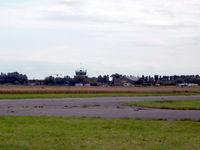 Koksijde AB Airport, Koksijde Belgium (EBFN) - Control tower - by Joeri Van der Elst