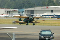 Boeing Field/king County International Airport (BFI) - taxiing to stand - by metricbolt