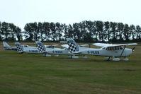 Goodwood Airfield - Goodwood Aero Club - by Chris Hall