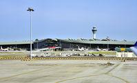Kuala Lumpur International Airport, Sepang, Selangor Malaysia (WMKK) - Kuala Lumpur International from my plane - by JPC