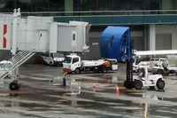 Singapore Changi Airport, Changi Singapore (WSSS) - Airbridge tests - by Micha Lueck