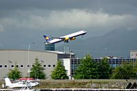 Vancouver International Airport, Vancouver, British Columbia Canada (YVR) - Icelandair departure from YVR - by metricbolt