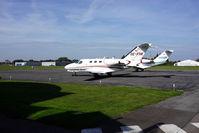 Kortrijk-Wevelgem International Airport - Airport overview - by Joeri Van der Elst