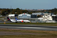 Stockholm-Bromma Airport - View from southeast. - by Anders Nilsson