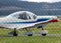 Dundee Airport, Dundee, Scotland United Kingdom (EGPN) - Through the fence at Dundee Riverside - by Clive Pattle