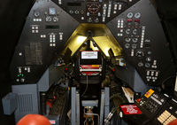 Dallas Love Field Airport (DAL) - SR-71 simulator Frontiers of Flight Museum DAL - by Ronald Barker