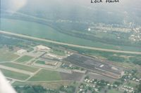 William T. Piper Memorial Airport (LHV) - Picture showing the old factory & newer buildings. Owned and enjoyed 3 planes that came to life in those buildings.Thank You Mr Piper!! - by S B J