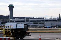 Edinburgh Airport, Edinburgh, Scotland United Kingdom (EGPH) - A view of the new Tower at EGPH - by Clive Pattle