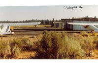 Chiloquin State Airport (2S7) - An overnight stop at Chiloquin airport.Nice airport and had a nearby restaurant in 1989.. - by S B J