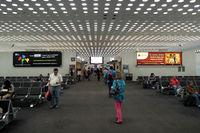 Lic. Benito Juárez International Airport - Terminal 2 - by Micha Lueck