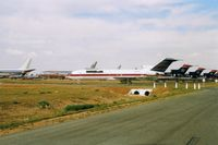 Mojave Airport (MHV) - More Mojave storage. - by S B J