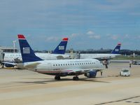 Ronald Reagan Washington National Airport (DCA) - U.S. Airways Terminal - by Paul H