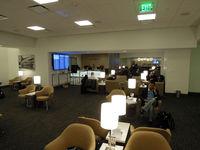 San Francisco International Airport (SFO) - UA Red Carpet Club at SFO domestic - by Micha Lueck