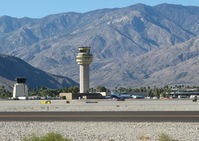 Palm Springs International Airport (PSP) - the tower - by olivier Cortot