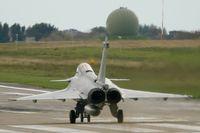 Landivisiau Airport - Rafale M, Take off rwy 26, Landivisiau Naval Air base (LFRJ) - by Yves-Q