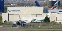 Toulouse Airport, Blagnac Airport France (LFBO) photo
