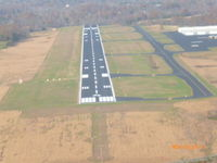 Upper Cumberland Regional Airport (SRB) - Short final for runway 04. FBO, SS, Hangars all on the right side of airport.  - by Mark Dymond