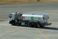 Wellington International Airport - Jetfuel tanker - by Micha Lueck