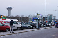 Göteborg-Landvetter Airport, Göteborg Sweden (ESGG) - Landvetter's control tower - by Tomas Milosch