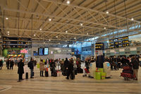 Göteborg-Landvetter Airport, Göteborg Sweden (ESGG) - Inside the terminal - by Tomas Milosch