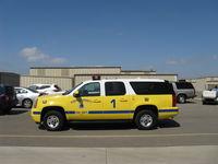 Camarillo Airport (CMA) - Ventura County Fire Department Station vehicle at CMA. - by Doug Robertson