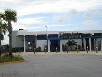 Space Coast Regional Airport (TIX) - Bristow Academy at Space coast airport, Titusville  Fla. - by Jack Poelstra