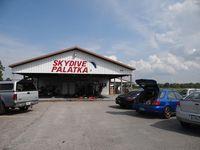 Palatka Municipal - Lt. Kay Larkin Field Airport (28J) - Skydive centre of Palatka airport FL - by Jack Poelstra