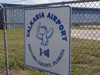 Valkaria Airport (X59) - Valkaria airport Fl. - by Jack Poelstra