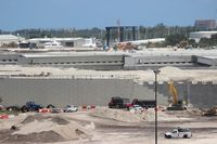 Fort Lauderdale/hollywood International Airport (FLL) - Runway 10R/28L construction - by Florida Metal