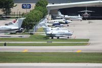 Fort Lauderdale/hollywood International Airport (FLL) - One of Ft Lauderdale's 5 FBOs - by Florida Metal