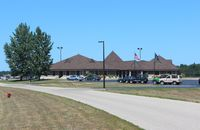 Mason County Airport (LDM) - Mason County Airport - by Florida Metal