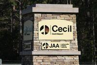 Cecil Airport (VQQ) - Cecil Field - by Florida Metal
