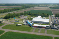 Lelystad Airport - The Aviodrome aviation museum at Lelystad airport: well worth a visit. - by Van Propeller