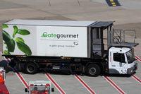 Düsseldorf International Airport, Düsseldorf Germany (EDDL) - Catering Gate gourmet - by Air-Micha